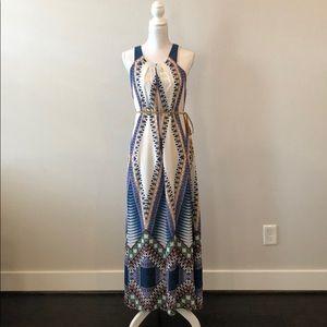 Maeve Colorful Maxi Dress